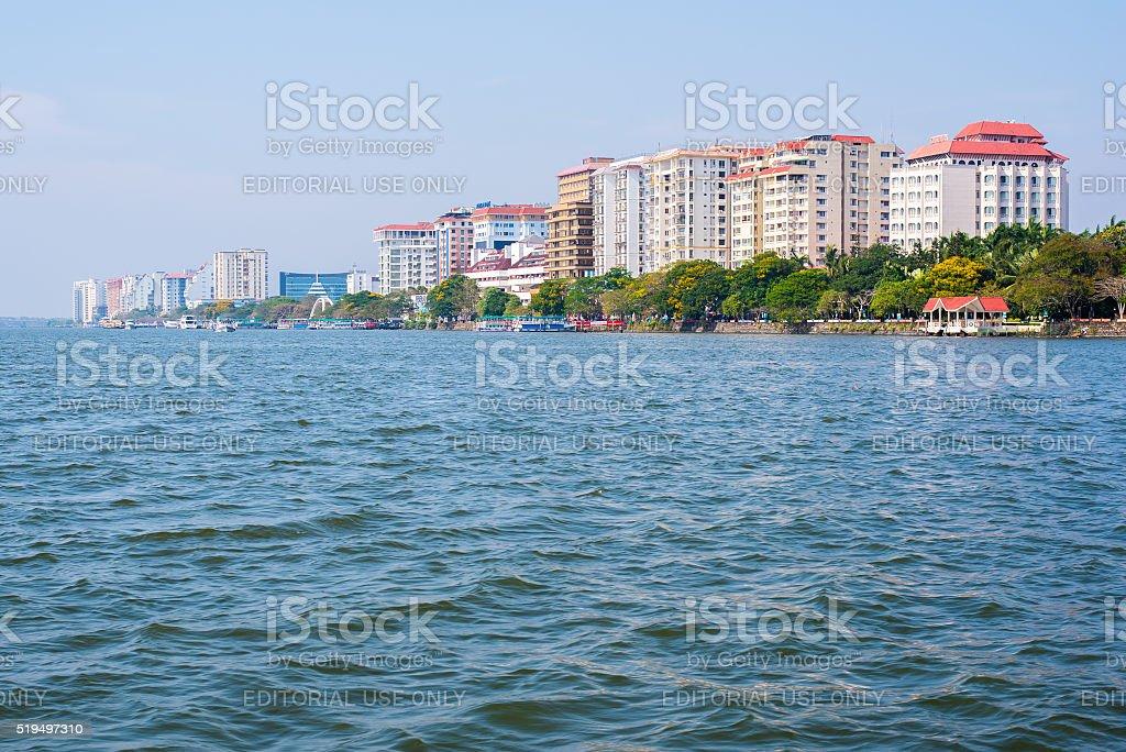 Ernakulam stock photo