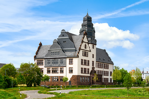 Ernst Ludwig School in Worms, Germany