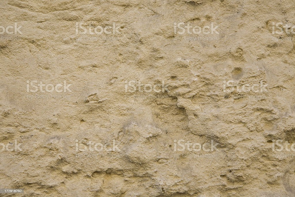 Eroded Sandstone Background royalty-free stock photo