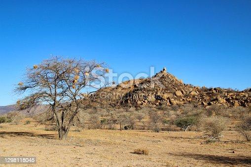 Erongo Mountains - Namibia, Africa