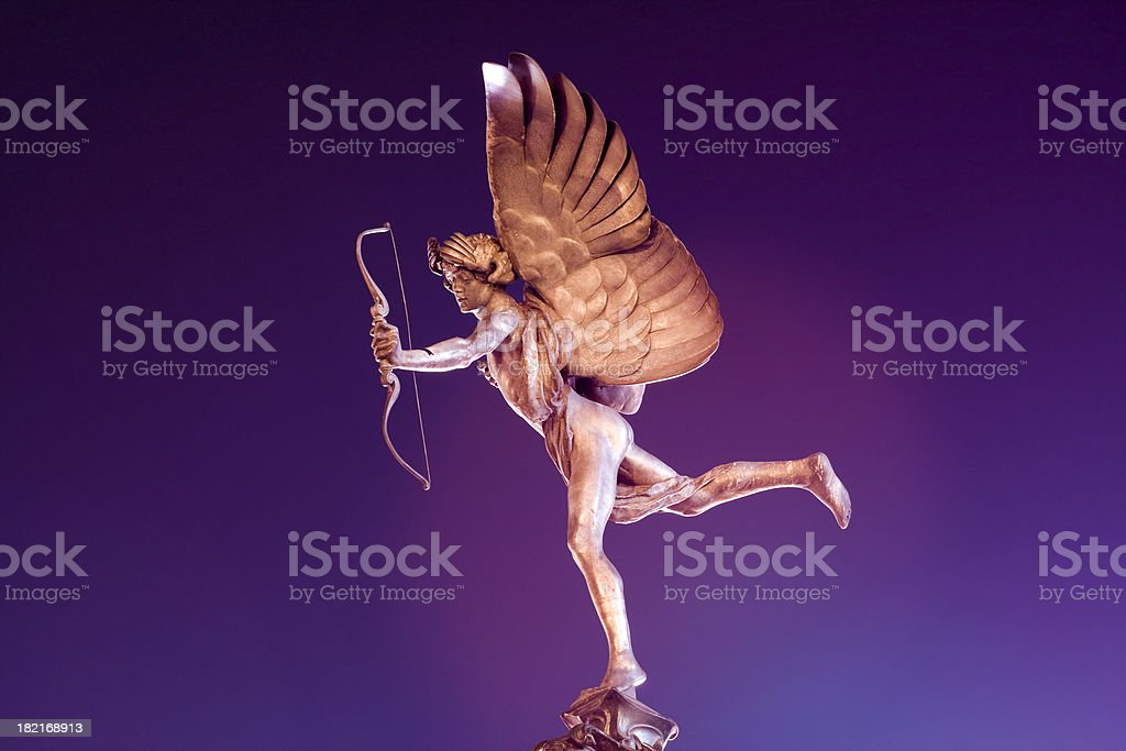 Eros stock photo