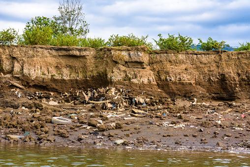 Erosion Och Föroreningar-foton och fler bilder på Centralamerika