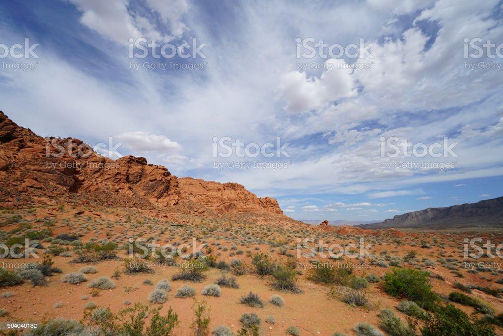 Erosion of Landform - Royalty-free Arid Climate Stock Photo