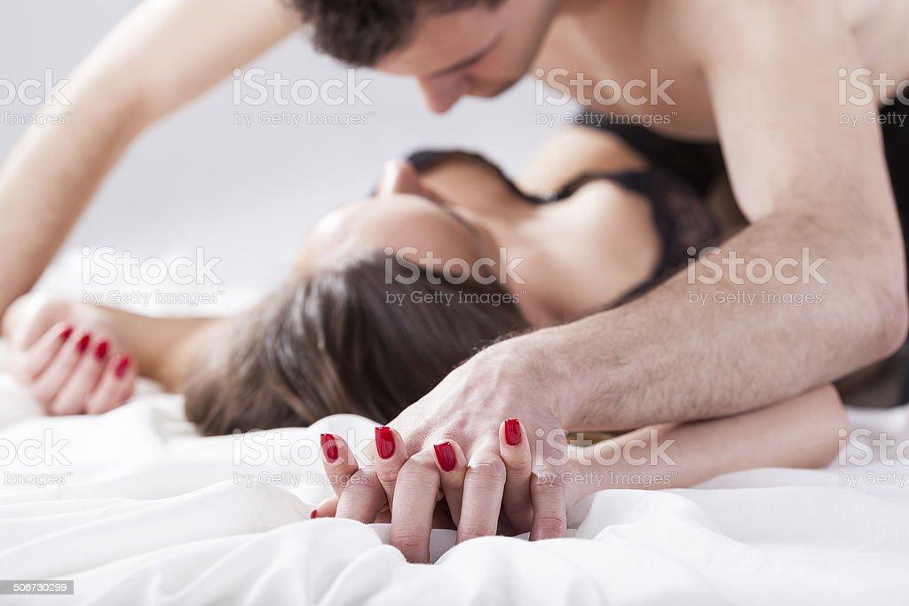 Erotische moment – Foto