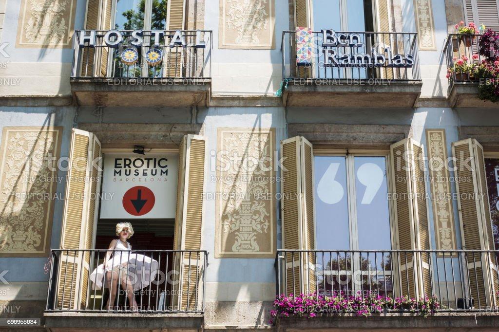 Sexkaufhaus Öffentliches Straßenstrich in