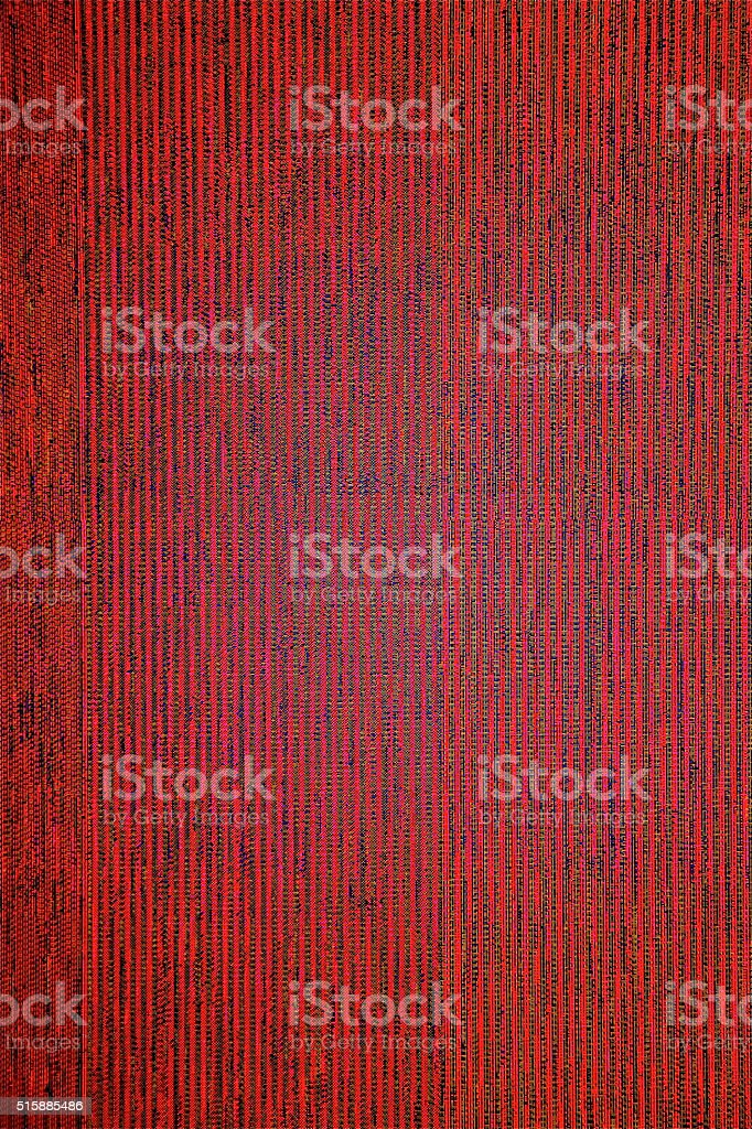Error TV LCD Television broadcast digital noise electronic signal failure stock photo