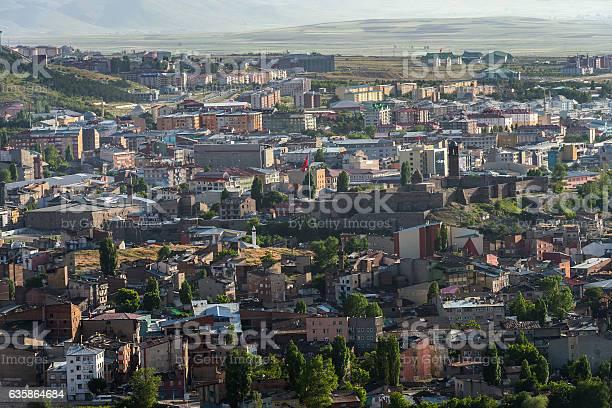 Erzurum Stockfoto en meer beelden van Anatolië
