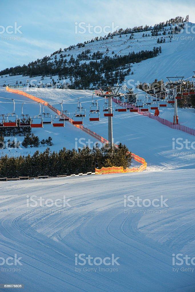 Erzurum stock photo