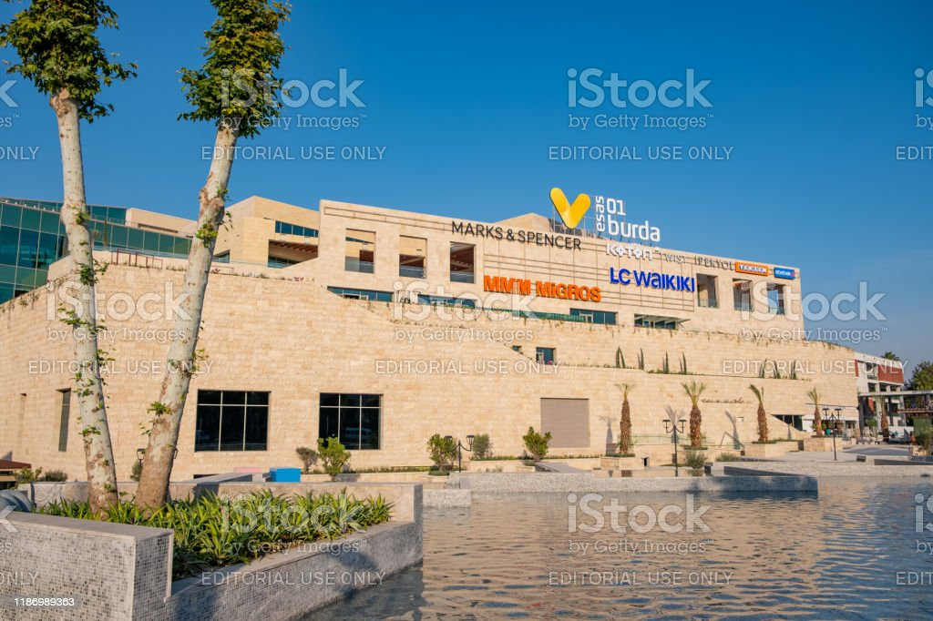 Esas 01 Burda Shopping And Life Center Stock Photo Download Image Now Istock