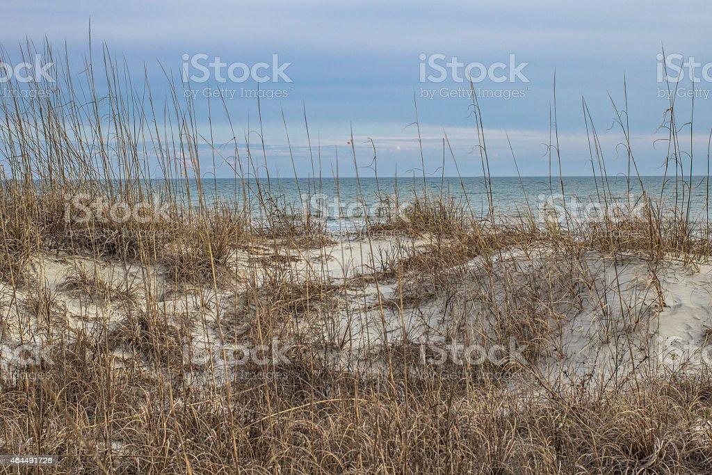 Escape To The Beach stock photo