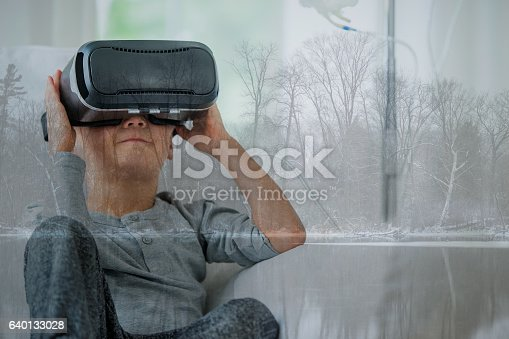 istock Escaping Reality 640133028