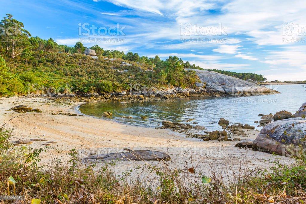 Escorregadoira beach royalty-free stock photo