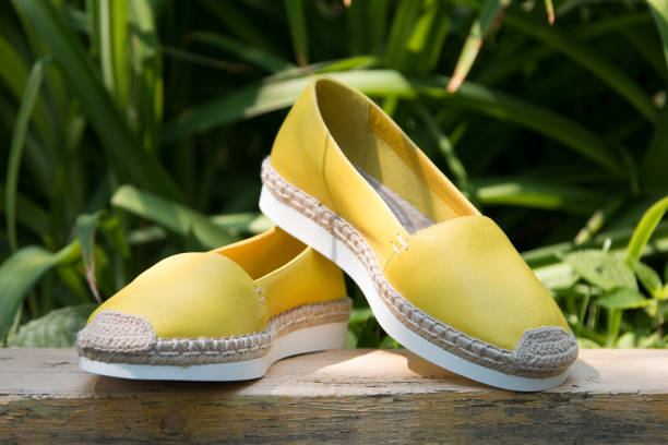 Espadrilles on a background of green grass picture id1159221106?b=1&k=6&m=1159221106&s=612x612&w=0&h=oo6lprndig4akmnzmlm5cesyontxscd9bf8toygg75k=