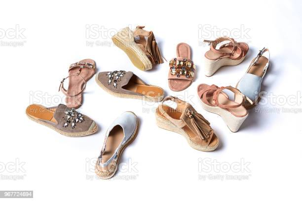 Espadrilles on white background picture id967724694?b=1&k=6&m=967724694&s=612x612&h=c1f1tqtcjiouztqdettzdx m2b8telnbbyfkcolei4e=