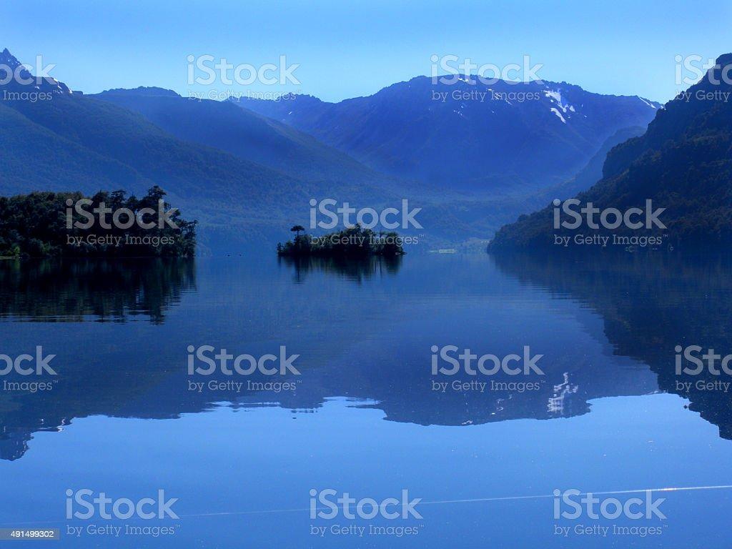 Espejo de Agua stock photo