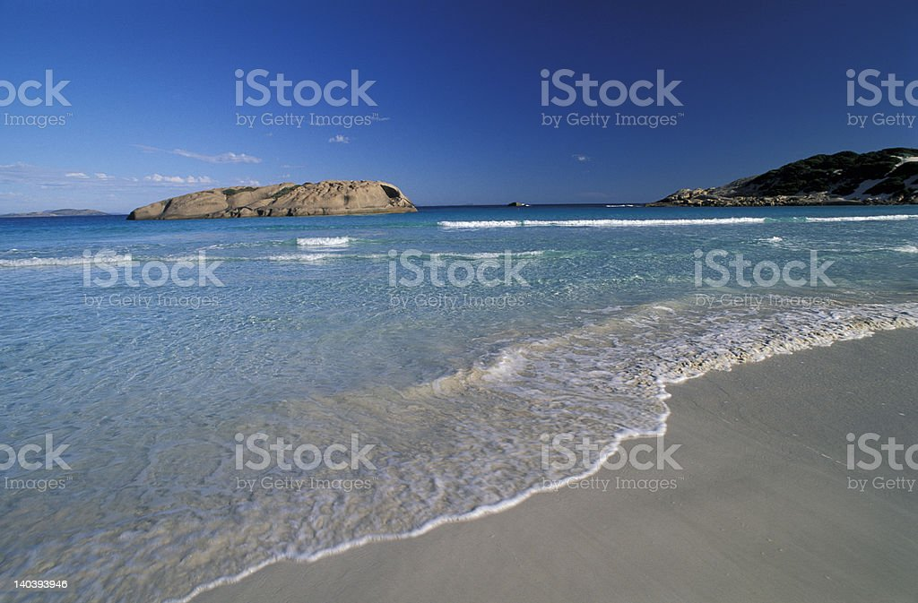 Esperance beach 3 royalty-free stock photo