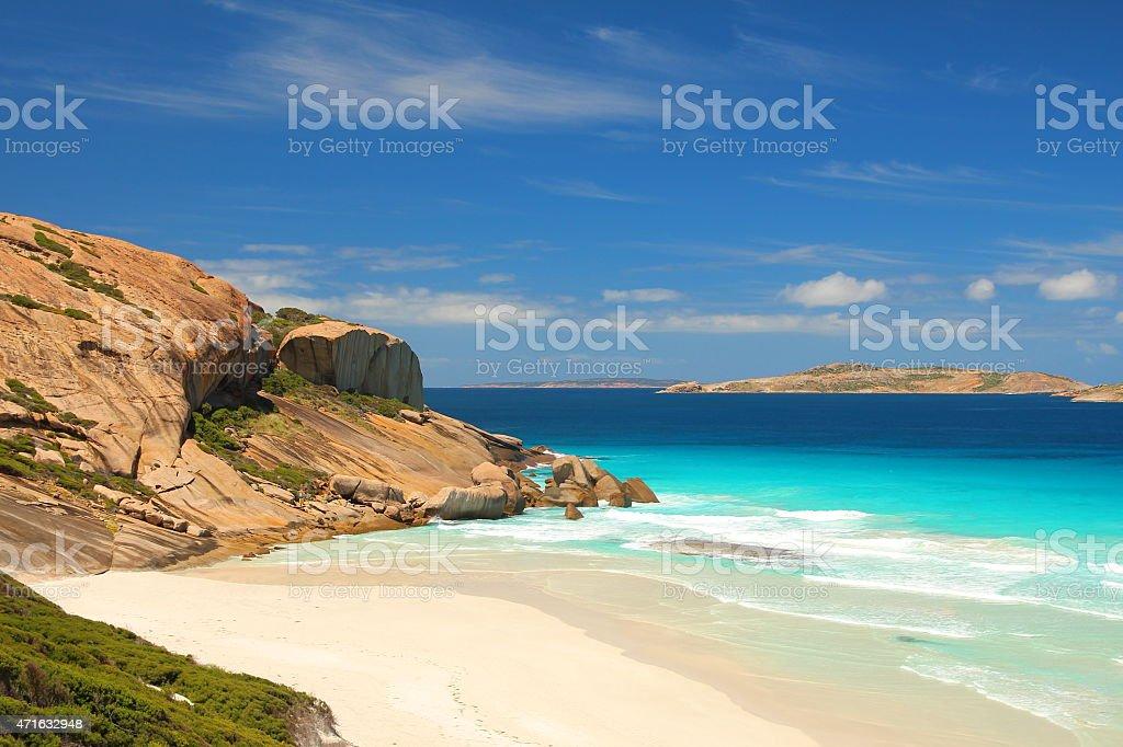 Esperance Beaches, Australia stock photo