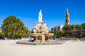 istock Esplanade Charles de Gaulle park 1226043563
