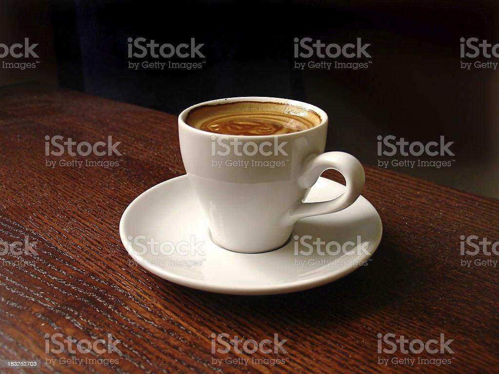 espresso 2 royalty-free stock photo