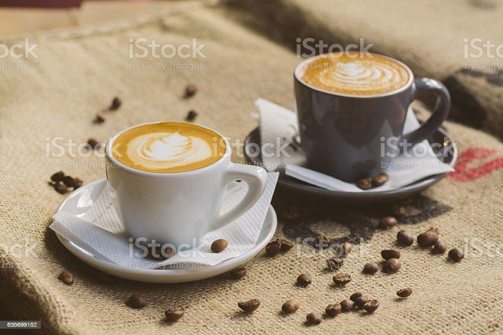 Espresso coffee royalty-free stock photo