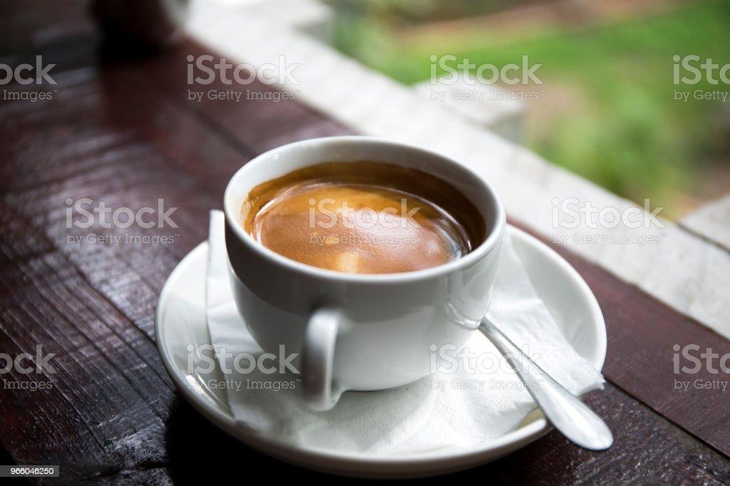 - espresso  - Lizenzfrei Agrarbetrieb Stock-Foto