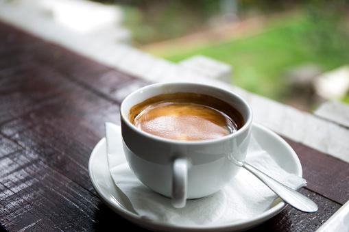 Espresso Coffee Stock Photo - Download Image Now