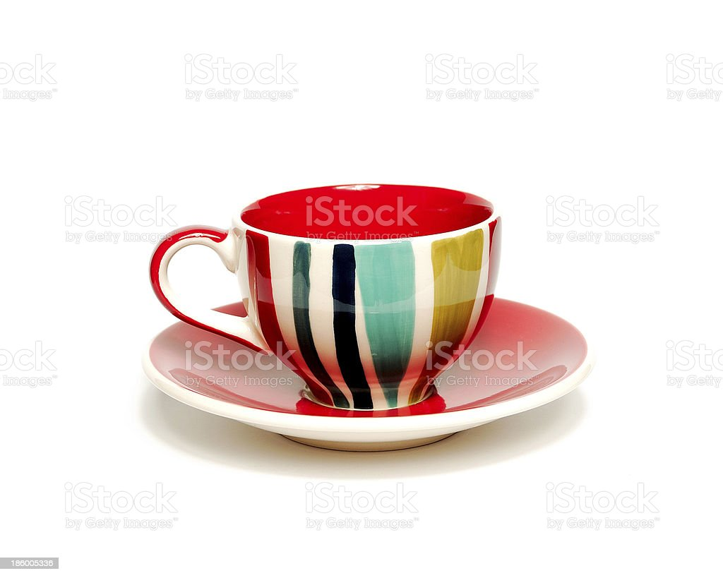 Espresso Cup royalty-free stock photo