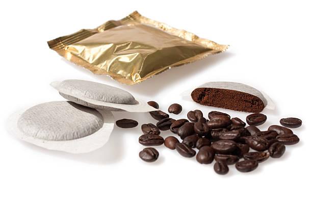 ESE Espressomaschine und Portionen – Foto