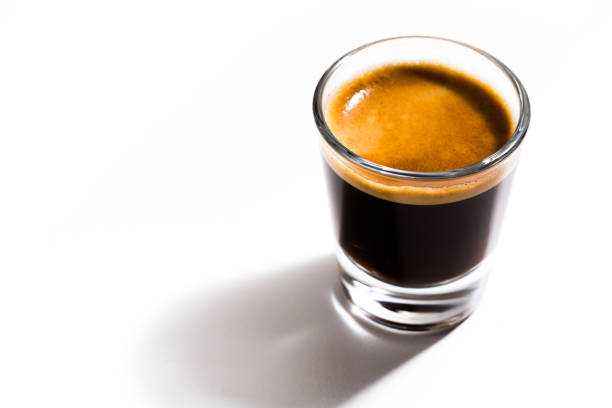 - espresso  - espresso stock-fotos und bilder