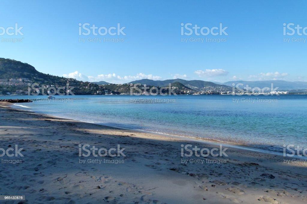 團隊精神 de vacances d ' été2 - 免版稅地勢景觀圖庫照片