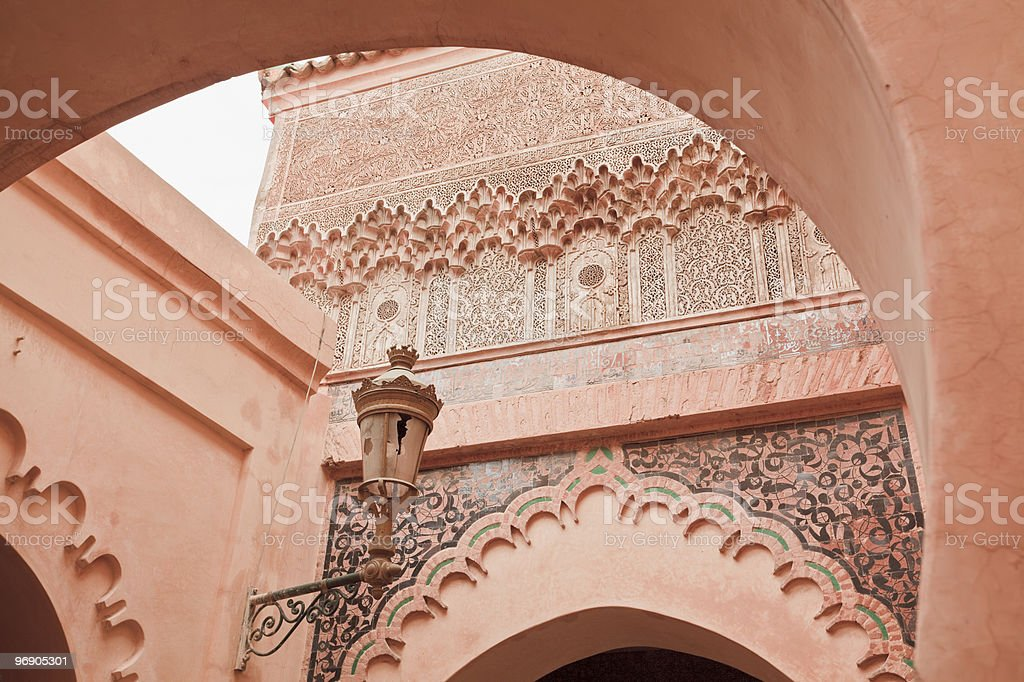 Essaouira architecture details. royalty-free stock photo