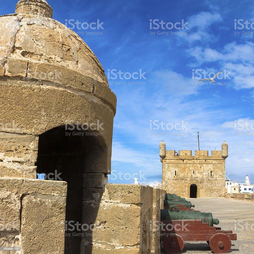 Essaouira-Magador, Marrakesch, Marokko. Lizenzfreies stock-foto