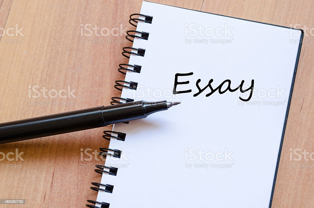 The Essentials of Essays  – The Basics