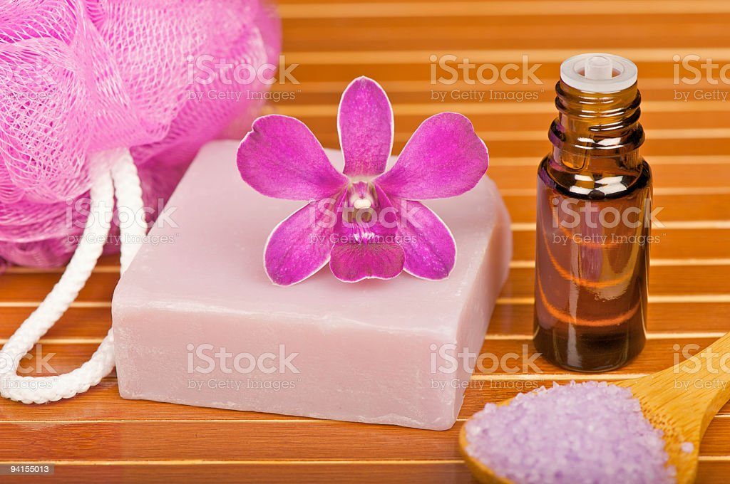 Essence of Lavender royalty-free stock photo