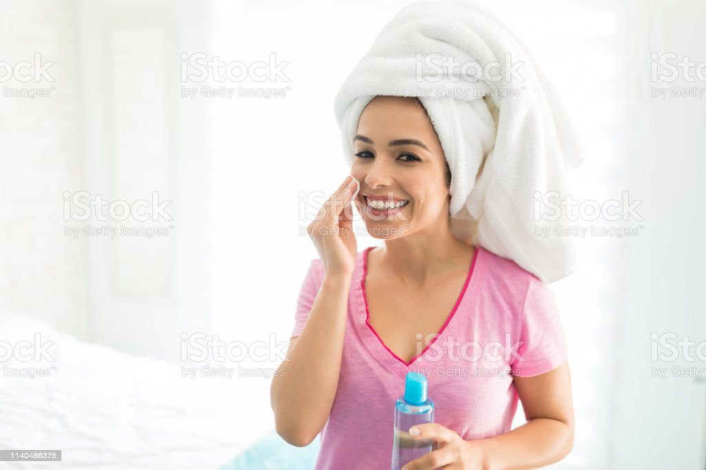 Essential Oil Is Best For Glowing Skin royalty-free stock photo
