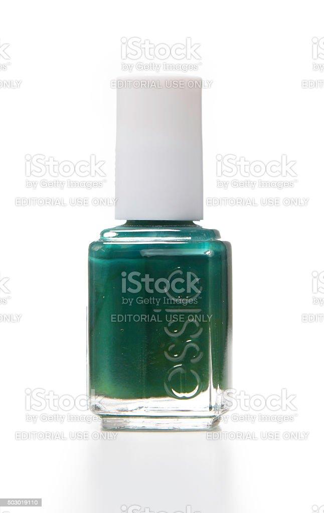 Frasco Essie Esmalte De Uñas Verde - Fotografía de stock y más ...