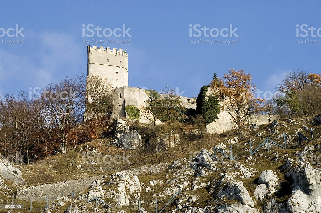 Essing Castle royalty-free stock photo