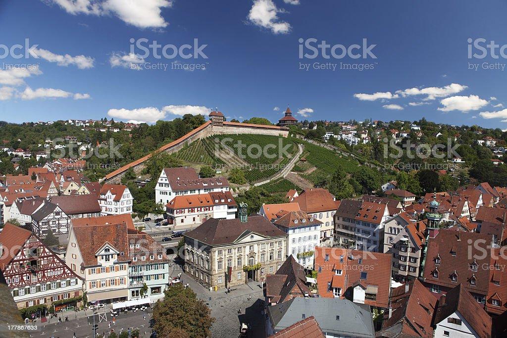 Esslingen Germany stock photo