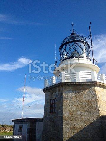 172424642 istock photo Estaca de Bares Lighthouse in the Province of A Coruna, Galicia, Northern Spain. 1065595592