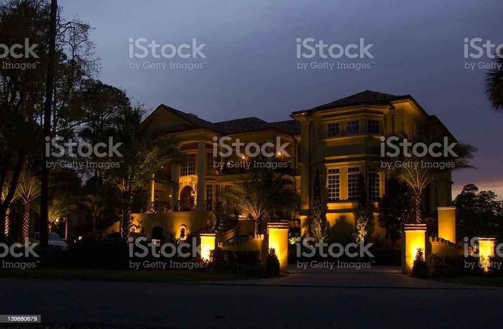 Estate Lighting royalty-free stock photo