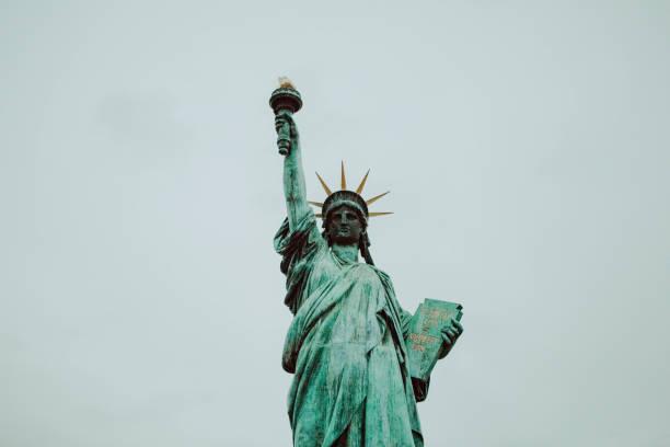 Estatua - foto de stock