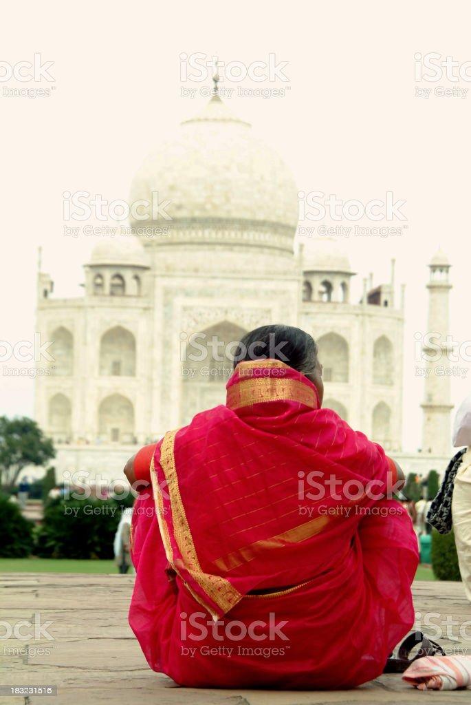 Este amor indio royalty-free stock photo
