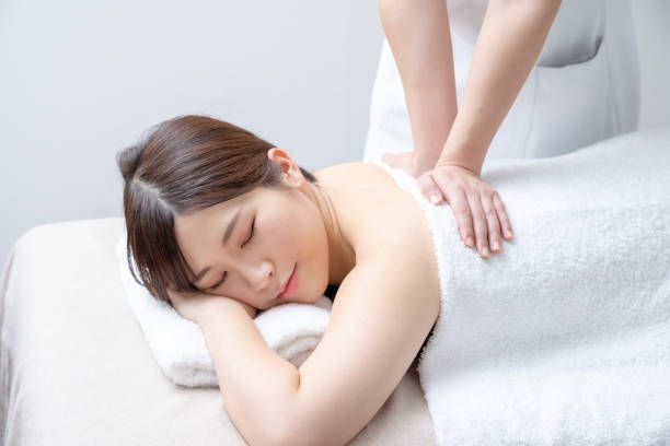 Best Japanese Massage Oil Stock Photos, Pictures & Royalty