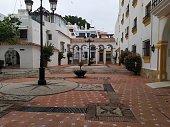 Estepona village in Málaga, Andalusia, Spain