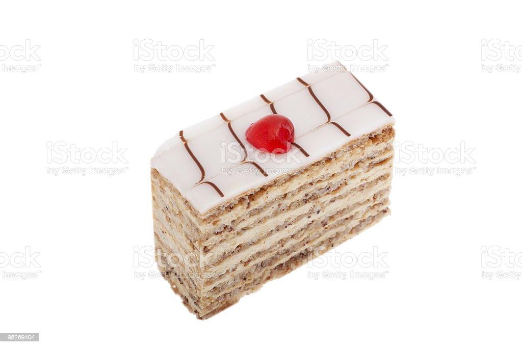 Torta Esterhazy foto stock royalty-free