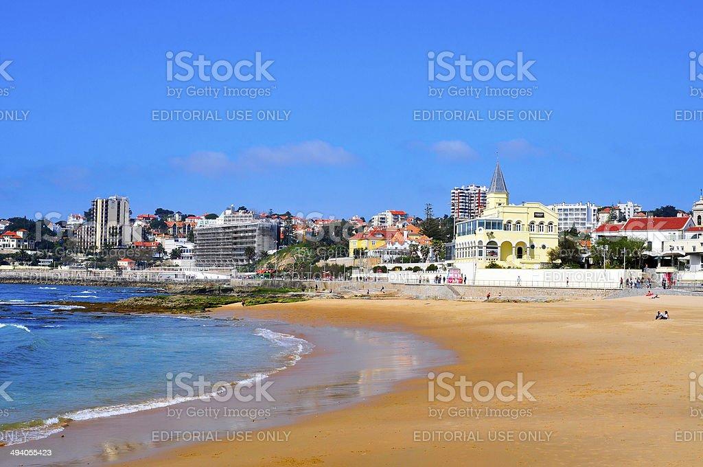 Estoril, Portugal stock photo