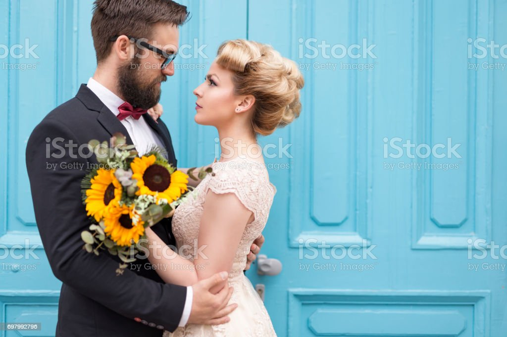 Eternal love stock photo