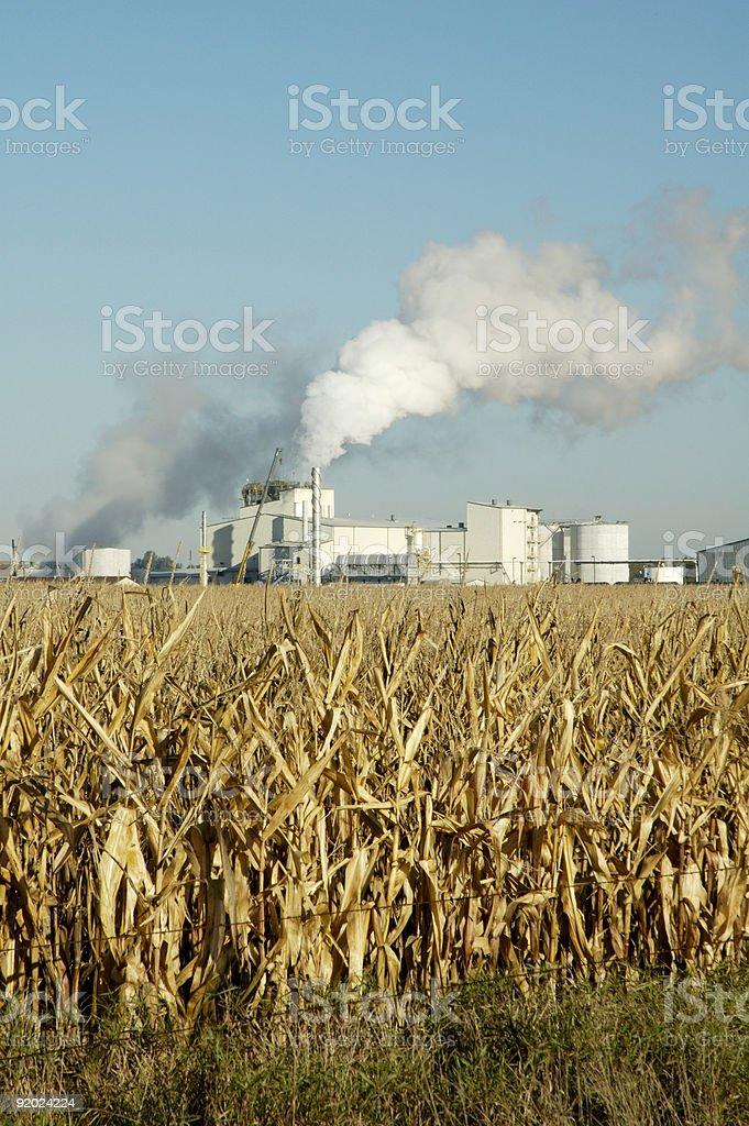 Ethanol 4 royalty-free stock photo