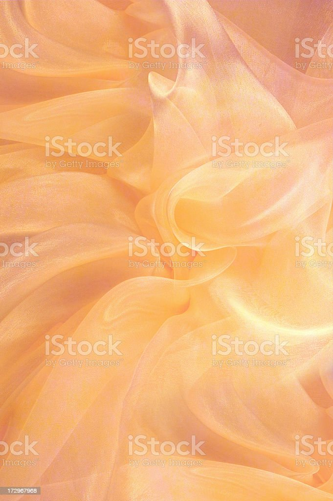 Ethereal Background in pinks, yellows, and golds royalty-free stock photo