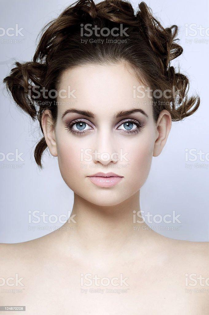 Ethereal Beauty stock photo